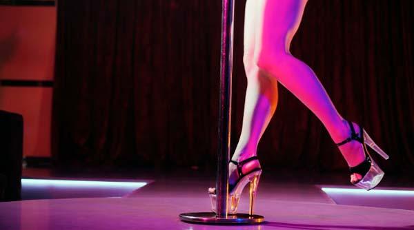 club de strippers en pareja