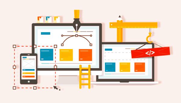 el diseño y desarrollo web en una tienda online