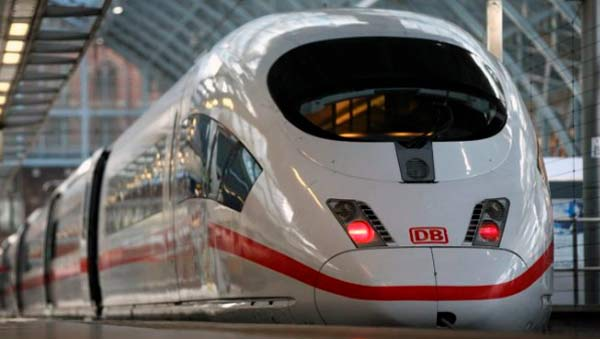 hacer tus viajes en tren o AVE