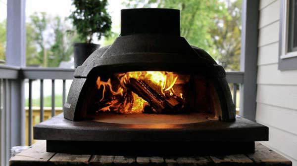 hornos de piedra y artesanales
