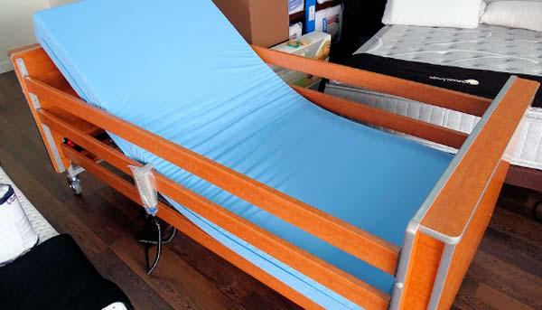 camas y colchones geriátricos