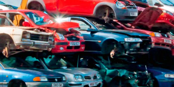 desguaces de vehículos