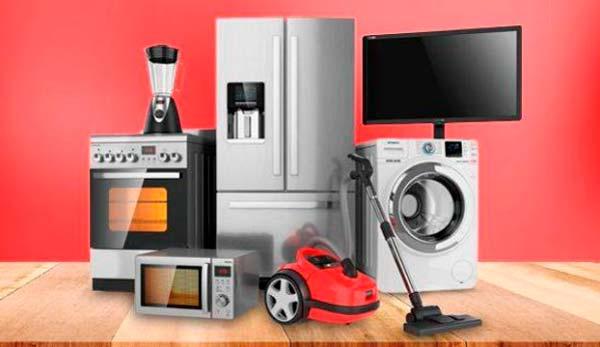 fallos en los electrodomésticos