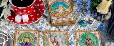uso del tarot y el esoterismo