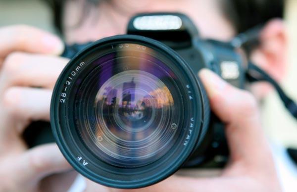 Contratar un fotógrafo