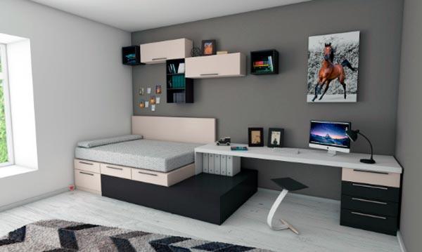 aprovechar espacios dormitorio