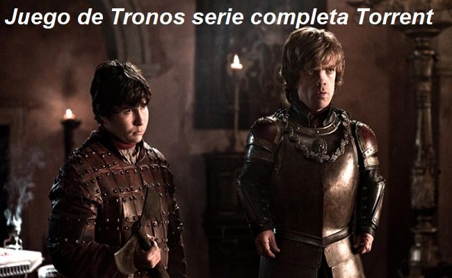 juego de tronos en Torrent